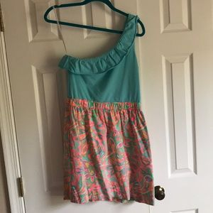 Colorful Lilly Pulitzer Dress